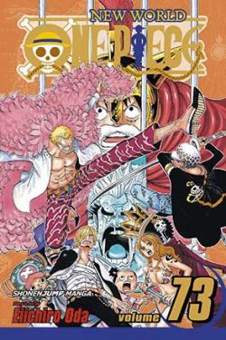 One Piece Vol 73