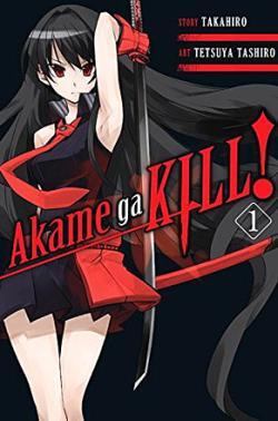 Akame Ga Kill Vol 1