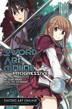 Sword Art Online Progressive Vol 1
