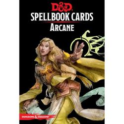 Spellbook Cards: Arcane