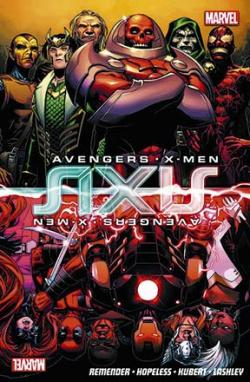 Avengers & X-Men Axis Vol 1
