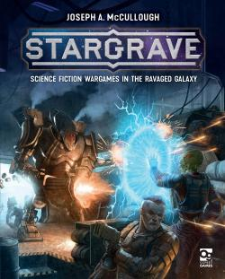 Stargrave Science Fiction Wargames in the Ravaged Galaxy