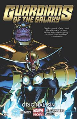 Guardians of the Galaxy Vol 4: Original Sin
