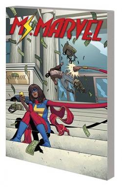 Ms Marvel Vol 2: Generation Why