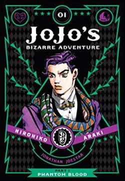 Jojo's Bizarre Adventure Phantom Blood Vol 1