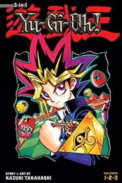 Yu-Gi-Oh 3-in-1 Vol 1