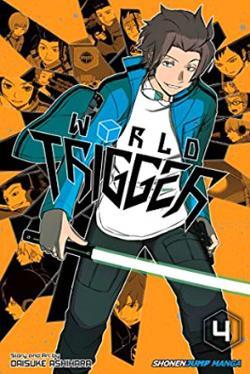 World Trigger Vol 4