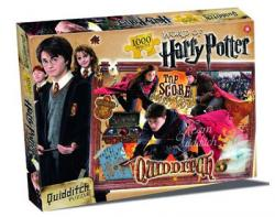 Harry Potter Quidditch Puzzle