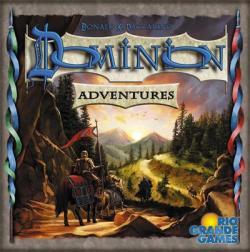 Dominion - Adventures Expansion
