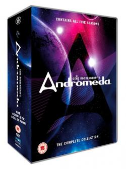 Andromeda, The Complete Collection