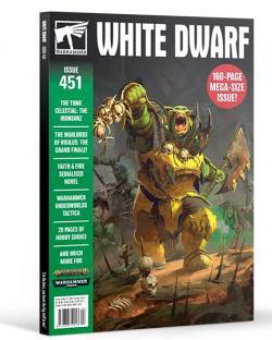 White Dwarf Monthly Nr 451 Februari