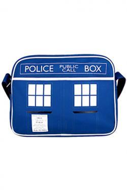 Doctor Who Shoulder Bag Tardis