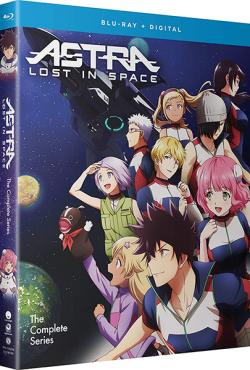 Astra Lost in Space Complete Series