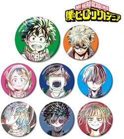 My Hero Academia Trading Ani-Art Can Badge Vol. 2