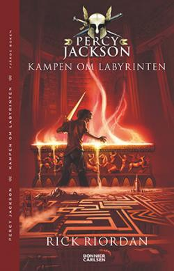 Percy Jackson - Kampen om labyrinten