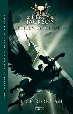 Percy Jackson - Striden om Olympen