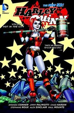 Harley Quinn Vol 1: Hot in the City