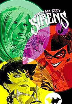 Gotham City Sirens Book 2