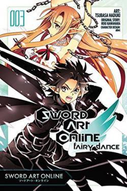 Sword Art Online Fairy Dance Vol 3