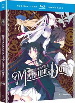 Unbreakable Machine-Doll Complete Series
