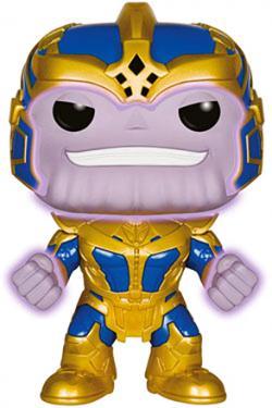Guardians of the Galaxy Thanos Glow in the Dark Pop! Vinyl Figure