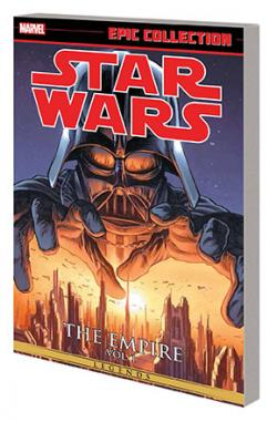 Star Wars Legends Epic Collection: The Empire