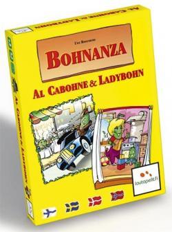 Bohnanza - Al Cabohne & Ladybohn (Skandinavisk Utgåva)