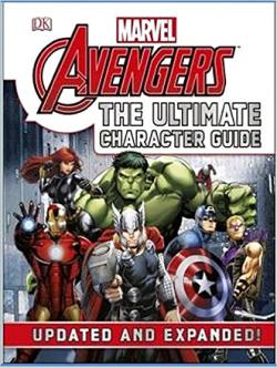 Avengers: The Ultimate Character Guide