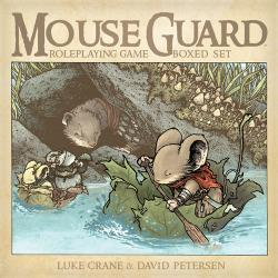 Mouse Guard RPG Boxed Set 2nd Edition