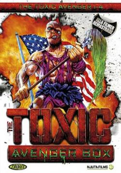 The Toxic Avenger 1-4