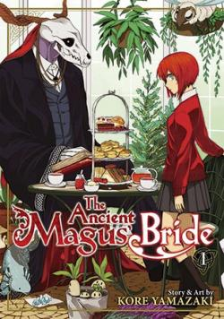 The Ancient Magus' Bride Vol 1
