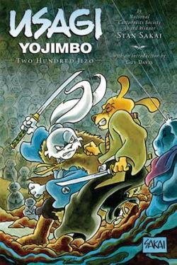 Usagi Yojimbo Vol 29: Two Hundred Jizo