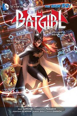 Batgirl Vol 5: Deadline