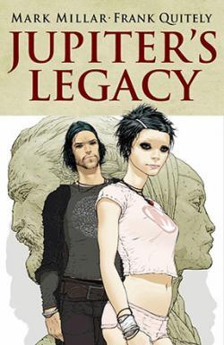 Jupiter's Legacy Book 1