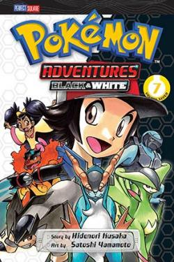 Pokemon Adventures Black & White Vol 7