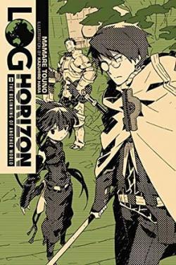 Log Horizon Light Novel Vol 1