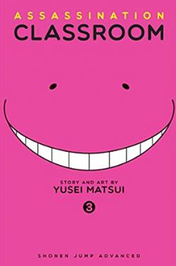 Assassination Classroom Vol 3