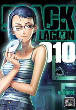 Black Lagoon Vol 10