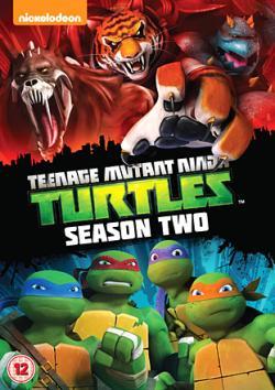Teenage Mutant Ninja Turtles, Season 2