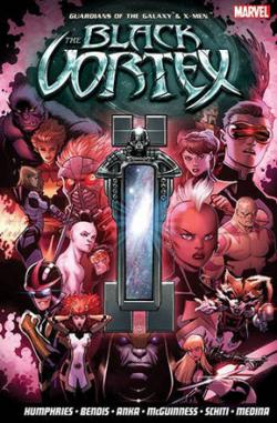 Guardians of the Galaxy & X-Men: The Black Vortex