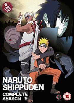 Naruto Shippuden Complete Season 5