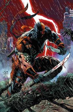 Deathstroke Vol 1: Gods of War