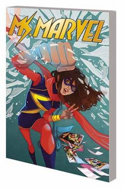 Ms Marvel Vol 3: Crushed