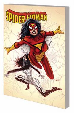 Spider-Woman Vol 1: Spider-Verse