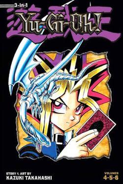 Yu-Gi-Oh 3-in-1 Vol 2