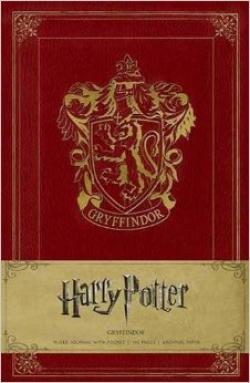 Harry Potter Gryffindor Ruled Journal