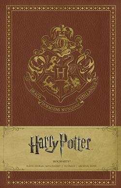 Harry Potter Hogwarts Ruled Journal