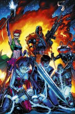 New Suicide Squad Vol 1: Pure Insanity