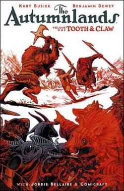 Autumnlands Vol 1: Tooth & Claw