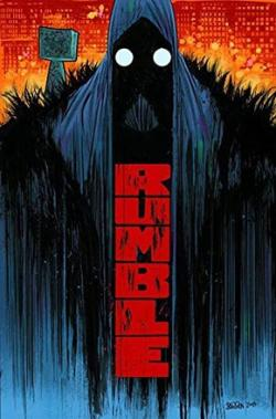 Rumble Vol 1: What Color of Darkness